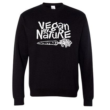 Vegan by Nature (DreadyWorks) Crew Neck Sweatshirt