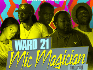 "Ward 21 ""Mic Magician"" Remix Contest Japan Entries"