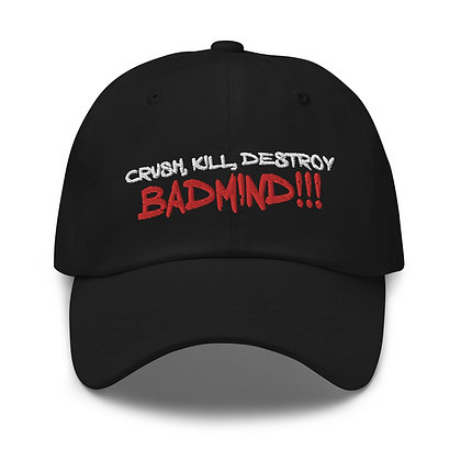 Badmind Dad Hat