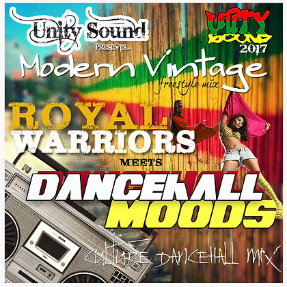 RW mts DM (Culture Dancehall) CD $5.99 / DL $2.99
