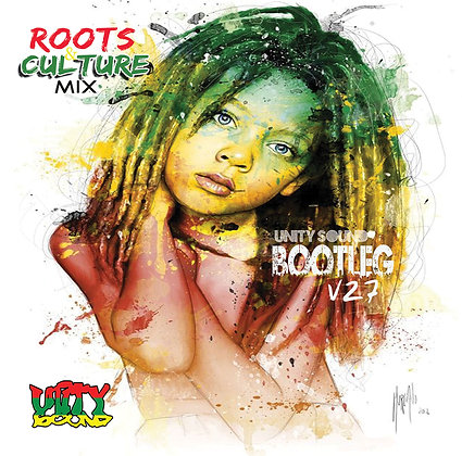 Bootleg V27 (Culture Mix) CD $5.99 / DL $2.99