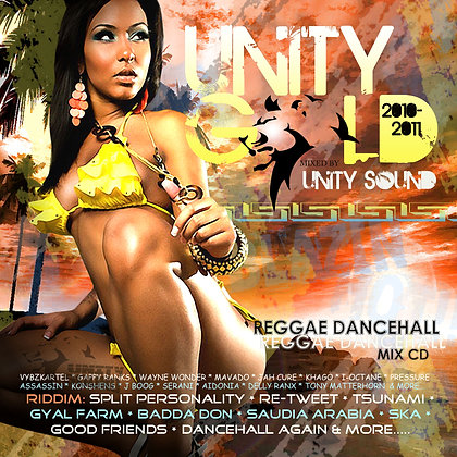 Unity Gold 2010-11 (Dhall Mix) CD $7.99 / DL $2.99