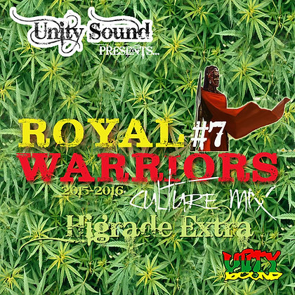 Royal Warriors 7 (Culture) CD $5.99 / DL $2.99