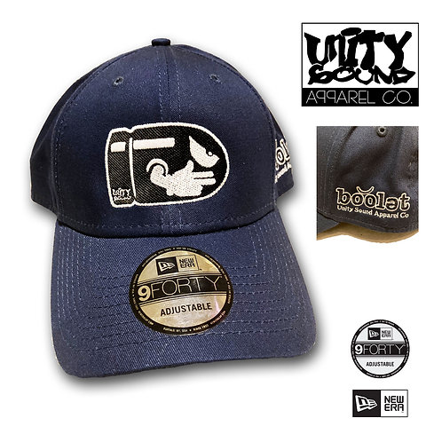 Boolet - New Era 9Forty Cap