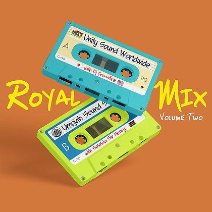 Royal Mix V2 (2CD or Zip) $7.99 CD / $2.99 DL