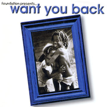 Want You Back (Lovers Mix) CD $4.99 / DL $2.99
