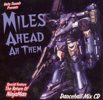 Miles Ahead A Dem (Dhall Mix) CD $4.99 / DL $2.99