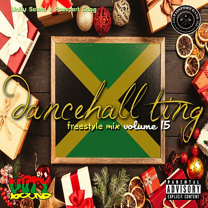 Dancehall Ting v15 (DH) $5.99 CD / $2.99 DL