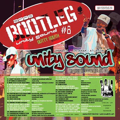 Bootleg v8 CD (Remix Mix) CD $5.99 / DL $2.99