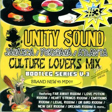 Bootleg v3 CD (Love&Culture) CD $5.99 / DL $2.99