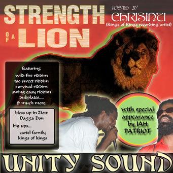 Strength of Lion (Culture Mix) CD $4.99 / DL $2.99