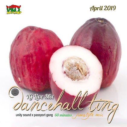 [Single-Track Download] Dancehall ting v7 - IG Live Mix - April 2019