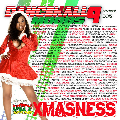 Dancehall Mood 9 (DH Mix) CD $5.99 or (Free DL)