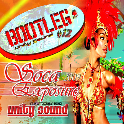 Bootleg v12 CD (Soca Mix) CD $7.99 / DL $2.99