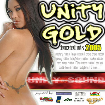 Unity Gold 2005 (Dhall Mix) CD $4.99 / DL $2.99