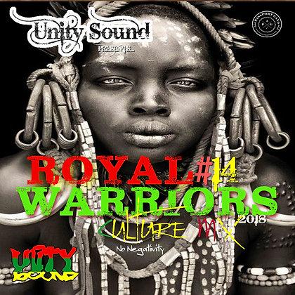 Royal Warriors 14 (Culture) CD $5.99 / DL $2.99