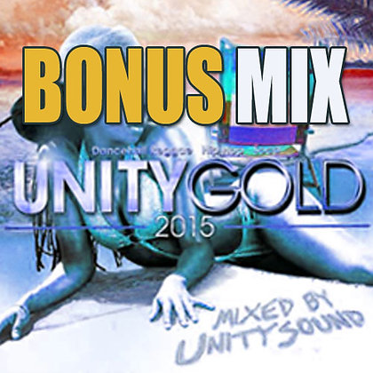 Unity Gold 2015 (Bonus) CD $5.99 / DL $2.99