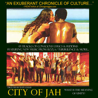 City of Jah (Culture Mix) CD $4.99 / DL $2.99