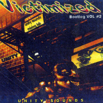 Victimized (Dhall Mix) CD $4.99 / DL $2.99