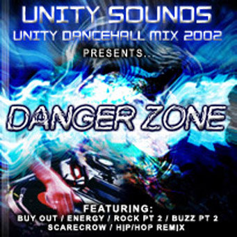 Danger Zone (Dhall Mix) CD $4.99 / DL $2.99