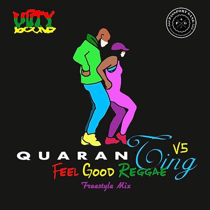 [Single Mp3] QuaranTing v5 - Feel Good Reggae Mix