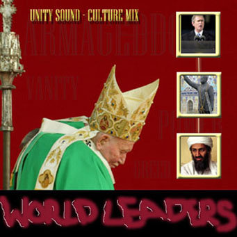 World Leaders (Culture Mix) CD $4.99 / DL $2.99