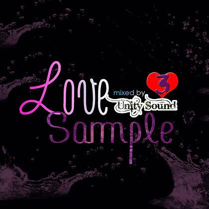 Love Sample 3 (Lovers) CD $5.99 / DL $2.99