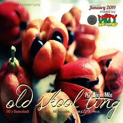 [Single-Track Download] Old Skool Ting v1 - IG Live Mix - 90's Dancehall