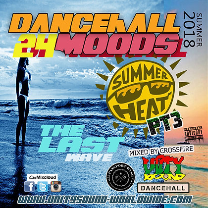 Dancehall Mood 24 (DH Mix) CD $5.99 or DL $2.99