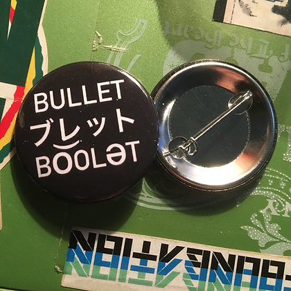Bullet Pins (limited)