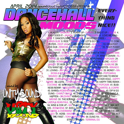 Everything Nice CD (Dancehall) CD $5.99 / DL $2.99