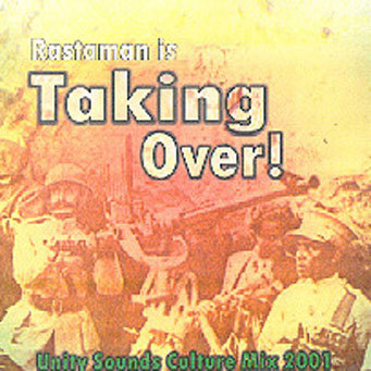 Taking Over (Culture Mix) CD $4.99 / DL $2.99
