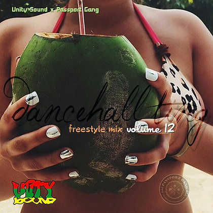 Dancehall Ting v12 (DH) $5.99 CD / $2.99 DL