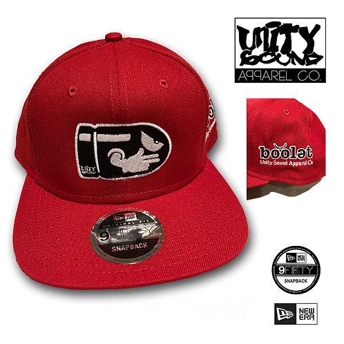 Boolet - New Era 9Fifty Cap