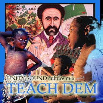 Teach Dem (Culture Mix) CD $4.99 / DL $2.99