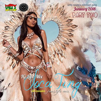 [Single-Track Download] Soca Ting v2 - IG Live Mix