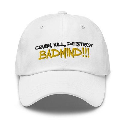 Badmind 2021 Dad Hat