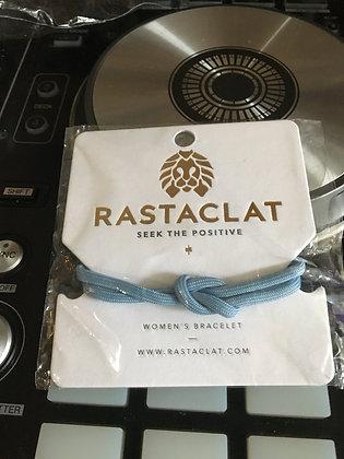 RastaClat Bracelet (One Size) Dusty Blue: Light Blue