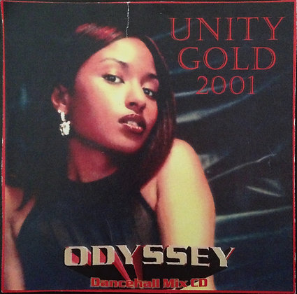 Unity Gold 2001 (Dhall Mix) CD $4.99 / DL $2.99
