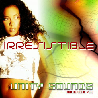 Irresistible (Lovers Mix) CD $4.99 / DL $2.99