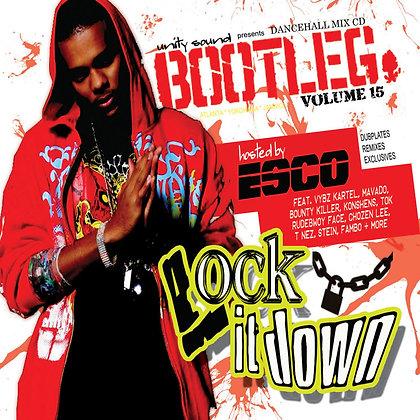 Bootleg v15 CD (Dhall Mix) CD $7.99 / DL $2.99