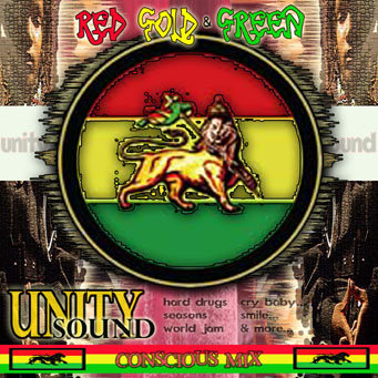 Red Gold & Green (Culture Mix) CD $4.99 / DL $2.99