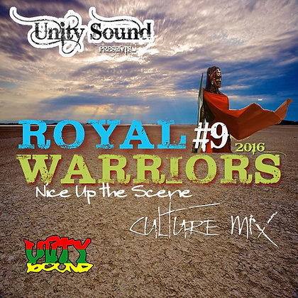Royal Warriors 9 (Culture) CD $5.99 / DL $2.99