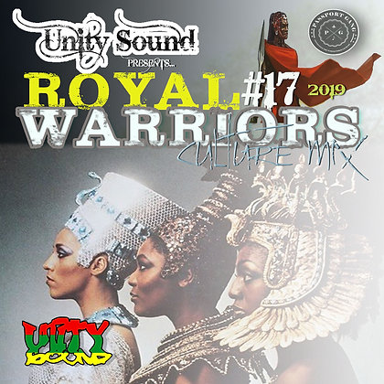 Royal Warriors 17 (Culture) CD $5.99 / DL 2.99