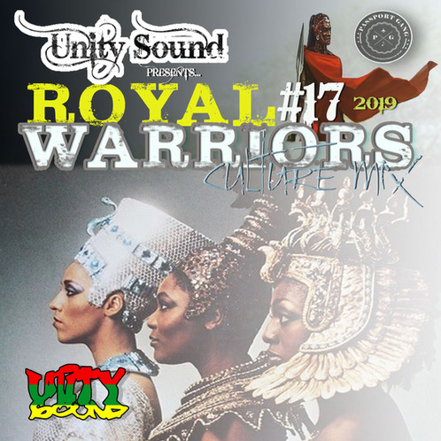 Royal Warriors 17 (Culture) CD $5 99 / DL 2 99