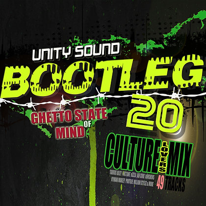 Bootleg v20 CD (Culture Mix) CD $7.99 / DL $2.99