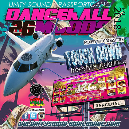 Dancehall Mood 26 (DH Mix) CD $5.99 or DL $2.99