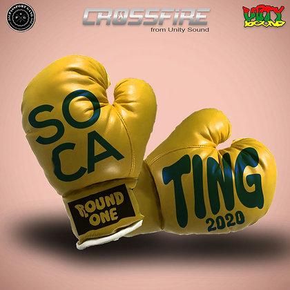 Soca Ting 2020 - Round One (Soca) $5.99 CD / $2.99 DL