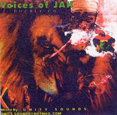 Voices of Jah (Culture Mix) 2CD $4.99 / DL $2.99