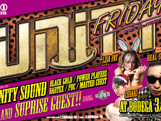This Weekend: 3/14 Unity Friday & 3/15 Get in the Groove!!!